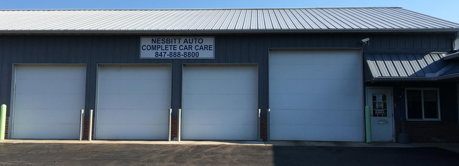 Nesbitt Auto - expert auto repair - Elgin, IL 60123
